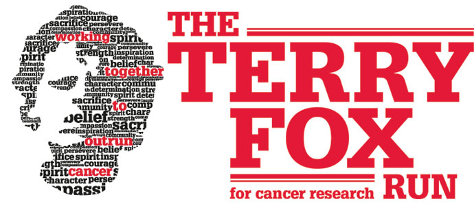 Terry Fox Run – Friday, September 22
