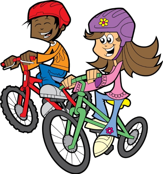 Ride Your Bike to School Week