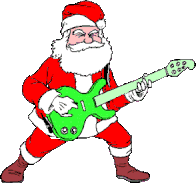 Rockin' With Santa